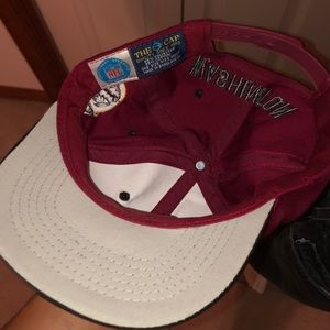 Vintage Accessories - Vintage Youth Washington Redskins SnapBack Hat